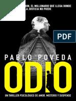 Odio (Don) - Pablo Poveda