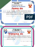 Marco Para Diplomas II
