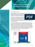 DuPont La Porte Interim Recommendations | Ventilation