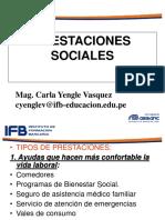 Prestaciones Sociales Rr Hh.