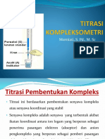 6. titrasi kompleksometri