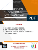 Seguros en El Comercio Internacional