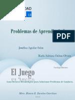 El Juego Problemas Conducta (2)