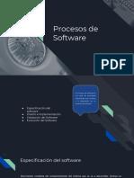 Proceso de Software