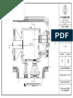 layout Perencanaan Bangunan Air