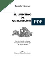 Sejourne Laurette - El Universo De Quetzalcoatl.pdf