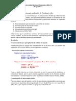 Informe Purificación