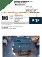 Proforma Drone Multirotor DJI S1000