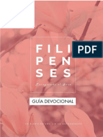 Guia Devocional Filipenses