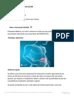 Patologia Abdominal