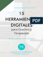 15 Herramientas Digitales Para Coaches y Terapeutas