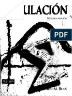 1999, Simulacion, Sheldon M. Ross, Segunda Edición
