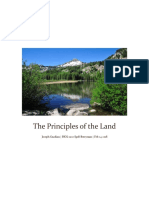 the principles of the land