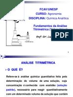 Analise Titrimetrica Sem2 2013 Versao 2