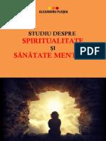 Studiu despre Spiritualitatea și Sănătatea Mentală