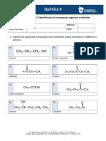 MIV - U3 - Actividad 2. Identificación de Compuestos Orgánicos y Alcoholes