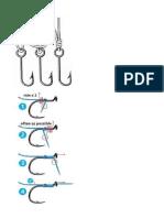 Fish Hook Knot