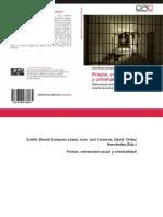 Prisión, Reinserción Social y Criminalidad