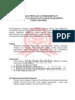 Pedoman Pengajuan Dana Bantuan Penelitian & Kegiatan Ilmiah