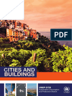 UNEP-DTIE (2017) - Cities and Buildings UNEP Initiatives and Projects