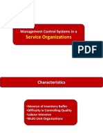 42144383 Management Control Systems in Services Organization(1)