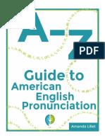 A-Z+Pronunciation+Guide