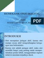 Biomekanik Otot Skeletal