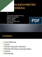 Pemetaan Bathymetry Laut Indonesia