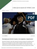 Detienen a Hipólito Mora Por La Muerte de 'El Pollo' y José Luis Torres _ Vanguardia
