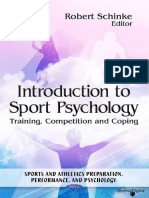 (Robert Schinke) - Introduction To Sport Psychology - 1° Edition