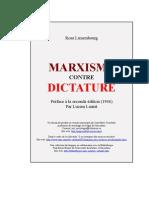 Marxisme contre dictature - préface 2