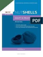 Nutshells Equity & Trusts - Michael Haley