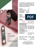 60-410a-1.CZ Einfache Messlupen Und Fadenzaehler