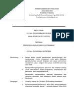 SK Pengendalian Dokumen Dan Rekaman