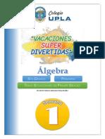 Álgebra - 5P - S1