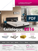 Catalogue Lematelas 08 2016