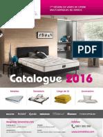 Catalogue Lematelas 08 2016