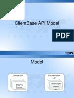 Opc .Net 3.0 (Wcf) Xi Clientbase API
