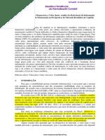 Artigo FIPECAFI Sobre Valor Justo de Ativos Financeiros