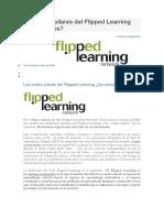 Los Cuatro Pilares Del Flipped Learning