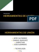 Herramientas de Union (2)