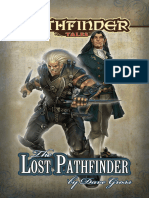 Pathfinder Tales the Lost Pathfinder e Pub