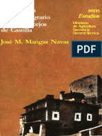 Mangas Navas, El Régimen Comunal Agrario de Los Concejos de Castilla