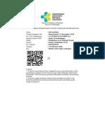 Contoh Formulir Pendaftaran Suntik Miningitis