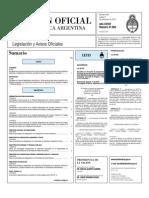 Boletin Oficial 09-09-10 - Primera Seccion