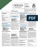 Boletin Oficial 09-09-10 - Tercera Seccion