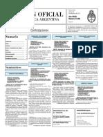Boletin Oficial 10-09-10 - Tercera Seccion