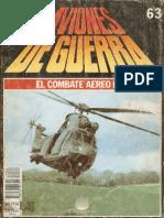 Aviones de Guerra Nro 063 - Aermacchi MB-339