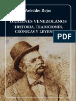 Arístides Rojas. Orígenes venezolano.pdf