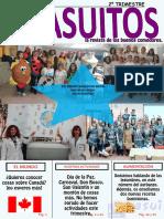 Revista 2º Trimestre 2 Curso 2015-2016